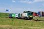 "Vossloh 1001458 - Veolia Cargo ""1458"" 09.06.2008 - BlerickLuc Peulen"