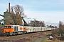 Vossloh 1001458 - RTS 04.02.2014 - Bottrop-WelheimLucas Ohlig