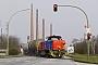 """Vossloh 1001461 - HGK """"DH 50"""" 24.03.2007 - Hamburg-Hohe SchaarErik Körschenhausen"""