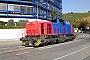 Vossloh 1001461 - Captrain 19.10.2012 - Stuttgart-FeuerbachJoachim K.