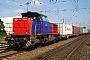 """Vossloh 1001463 - VPS """"1001"""" 08.06.2007 - Wunstorf, BahnhofThomas Wohlfarth"""