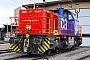 """Vossloh 1001463 - SBB Cargo """"Am 842 102-6"""" 16.08.2004 - SchaffhausenAlexander Leroy"""