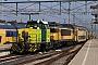 """Vossloh 1001464 - NedTrain """"713"""" 26.05.2016 - MaastrichtWerner Schwan"""