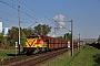 "Vossloh 5001467 - MEG ""212"" 29.04.2015 - Leuna, Bahnhof Leuna Werke NordChristian Klotz"