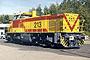 """Vossloh 5001468 - MEG """"213"""" 26.09.2003 - Kiel-Friedrichsort, Vossloh Locomotives GmbH Vossloh Locomotives GmbH"""