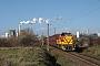 """Vossloh 5001470 - MEG """"215"""" 12.11.2010 - Buna WerkeNils Hecklau"""