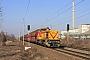 """Vossloh 5001470 - MEG """"215"""" 03.03.2011 - Leuna Werke NordDaniel Berg"""