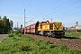 """Vossloh 5001470 - MEG """"215"""" 29.08.2015 - Leuna, Bahnhof Werke NordBurkhart Liesenberg"""
