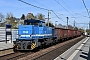 """Vossloh 5001475 - CFL Cargo """"1522"""" 17.04.2018 - Bettembourg-NoertzangeAndré Grouillet"""