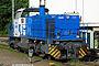 """Vossloh 5001476 - CFL """"1502"""" 20.08.2004 - Mertert, HafenReinhard Reiss"""
