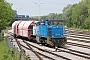 "Vossloh 5001476 - Railflex ""Lok 7"" 04.06.2021 - Wülfrath-Flandersbach, Lhoist RheinkalkJura Beckay"