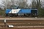 """Vossloh 5001477 - duisport """"275 107-1"""" 01.04.2012 - Duisburg-Duissern, duisport railPatrick Paulsen"""