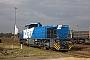 """Vossloh 5001477 - duisport """"207 077-1"""" 24.10.2008 - Duisburg-Ruhrort HafenKarl Arne Richter"""