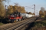 """Vossloh 5001477 - duisport """"275 107-1"""" 26.11.2013 - Bottrop-WelheimMirko Grund"""