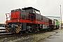"""Vossloh 5001477 - duisport """"275 107-1"""" 08.01.2015 - Duisburg-Duissern, duisport railLucas Ohlig"""