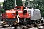 "Vossloh 5001479 - RBH Logistics""831"" 03.08.2007 - Gladbeck-Zweckel, RBH Logistics BetriebshofPatrick Böttger"