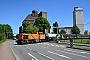 """Vossloh 5001479 - northrail """"92 80 1275 869-6 D-NRAIL"""" 08.05.2018 - Krefeld-HafenFrank Glaubitz"""
