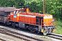 "Vossloh 5001479 - RBH ""831"" 24.05.2005 - Moers-Rheinkamp, GüterbahnhofRainer Splitt"