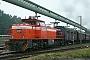 "Vossloh 5001479 - RBH Logistics ""831"" 26.08.2007 - Gelsenkirchen, Schachtanlage WesterholtMichael Kuschke"