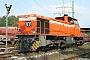 """Vossloh 5001479 - RBH Logistics """"831"""" 30.07.2008 - Recklinghausen-HochlarmarkFrank Glaubitz"""