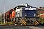 """Vossloh 5001479 - RBH Logistics """"831"""" 13.10.2010 - Duisburg-WanheimerortAlexander Leroy"""