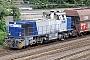 """Vossloh 5001479 - RBH Logistics """"831"""" 11.09.2015 - Oberhausen-Osterfeld WestDietmar Lehmann"""