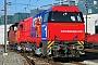 """Vossloh 5001481 - SRC """"Am 840 002-0"""" 29.12.2003 - Basel, DepotReinhard Reiss"""