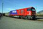 """Vossloh 5001481 - SRC """"Am 840 002-0"""" 14.12.2003 - ChiassoBruno Blaser"""