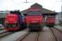 """Vossloh 5001481 - SBB Cargo """"Am 840 002-0"""" 14.02.2007 - ChiassoFriedrich Maurer"""
