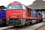 """Vossloh 5001481 - SBB Cargo """"Am 840 002-0"""" 14.02.2007 - ChiassoAlexander Leroy"""