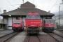 """Vossloh 5001482 - SBB Cargo """"Am 840 003-8"""" 08.02.2007 - ChiassoFriedrich Maurer"""