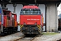 """Vossloh 5001482 - SBB Cargo """"Am 840 003-8"""" 14.02.2007 - ChiassoAlexander Leroy"""