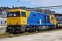 """Vossloh 5001482 - Scheuchzer """"3"""" 16.05.2016 - FribourgGeorg Balmer"""