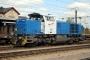 "Vossloh 5001483 - CFL Cargo ""1101"" 12.09.2007 - PétangeMarkus Hilt"