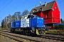 """Vossloh 5001483 - CFL Cargo """"1101"""" 06.02.2014 - Ratingen-LintorfLothar Weber"""