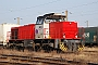 """Vossloh 5001485 - VFLI """"461022"""" 23.03.2012 - Strasbourg-Port du RhinYannick Hauser"""