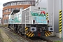 "Vossloh 5001489 - BEHALA ""22"" 27.12.2019 - Berlin, Westhafen