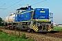 "Vossloh 5001491 - MWB ""V 2105"" 07.05.2008 - DieburgKurt Sattig"