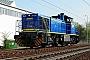 "Vossloh 5001491 - MWB ""V 2105"" 23.04.2008 - DieburgKurt Sattig"