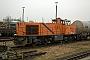 Vossloh 5001491 - CFL Cargo 16.02.2017 - NiebüllNahne Johannsen