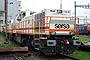 "Vossloh 5001493 - Sersa ""Am 843 152"" 22.10.2004 - Rapperswil, DepotSven Ackermann"
