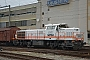 "Vossloh 5001494 - Sersa ""Am 843 153-8"" 04.10.2013 - LausanneHarald S"