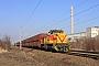 """Vossloh 5001500 - MEG """"220"""" 03.03.2011 - Leuna Werke NordDaniel Berg"""
