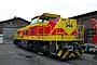 "Vossloh 5001501 - EH ""548"" 13.01.2005 - Moers, Vossloh Locomotives GmbH, Service-ZentrumRolf Alberts"