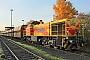 "Vossloh 5001501 - TKSE ""548"" 30.10.2015 - Duisburg-HüttenheimThomas Gottschewsky"
