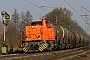 Vossloh 5001503 - B & V Leipzig 14.03.2014 - bei Waghäusel