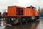 Vossloh 5001503 - B & V Leipzig 08.01.2015 - Duisburg-DuissernLucas Ohlig