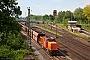 """Vossloh 5001504 - RBH Logistics """"834"""" 29.05.2010 - Gladbeck, Bahnhof WestMalte Werning"""