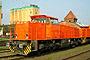 "Vossloh 5001504 - RBH ""834"" 17.04.2005 - LeesteWillem Eggers"