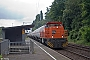 "Vossloh 5001504 - RBH Logistics ""834"" 03.08.2007 - Duisburg-Rheinhausen, Haltepunkt Rheinhausen OstIngmar Weidig"